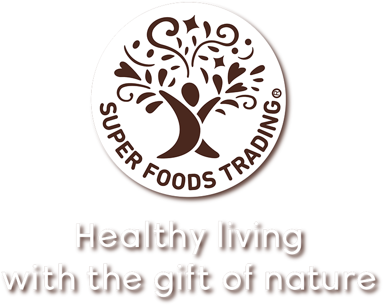 SUPER FOODS TRADING® Healthy living with the gift of nature