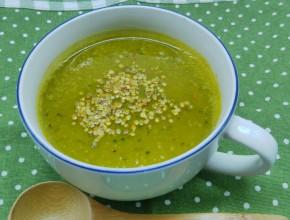ビーポレンinかぼちゃスープ